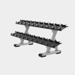 DBR0812 2 Tier 10 Pair Dumbbell Rack (1)
